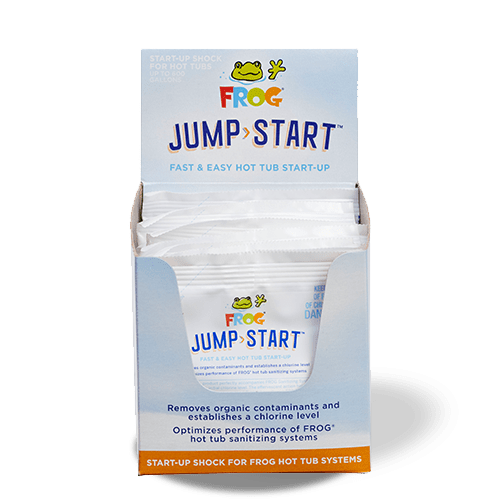 FROG® Jump Start® - Hot Tub Shock